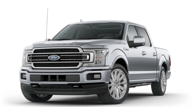 2020 Ford F-150 Limited Limited 4WD SuperCrew 5.5 Box